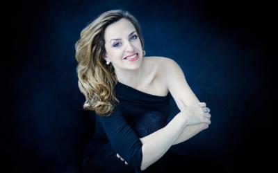 Raquel Lojendio interpreta obras de Bach y Haendel en Musika-Música 2015