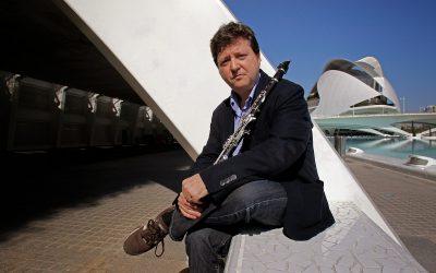 El director y clarinetista Joan Enric LLuna se incorpora a las listas de Musiespaña