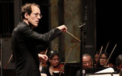 Pablo González, Festival y Concurso de Santander junto a la Orquesta de RTVE