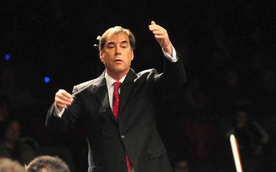 Maximiano Valdés dirige «Don Carlo» en San Lorenzo de El Escorial