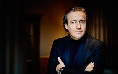 Juanjo Mena debuta en la Filarmónica de Berlín