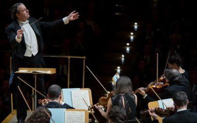 Juanjo Mena, new Principal Conductor at the Cincinnati May Festival