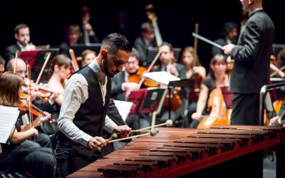Conrado Moya, the marimba in its purest form
