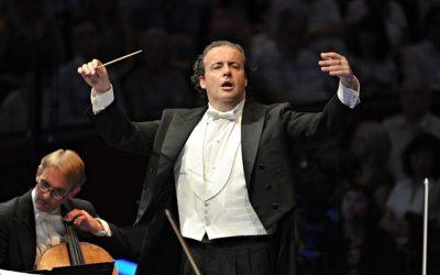 Juanjo Mena, once again at the BBC Proms