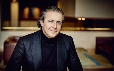 Juanjo Mena culminates his last season in the BBC Philharmonic with Spanish music