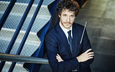 Andrés Salado to make his debut with the Orchestra Sinfonica di Milano «Giuseppe Verdi»