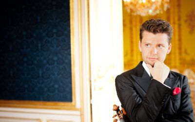 Julian Rachlin, new artist of MUSIESPAÑA