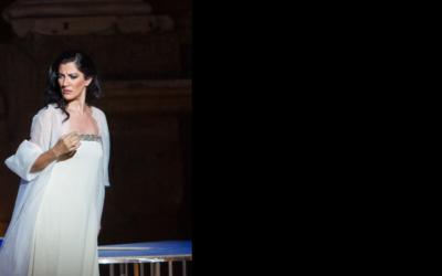 Cristina Faus triumphs in the role of Dalila at the Festival de Mérida