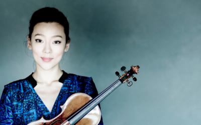 Clara-Jumi Kang, triple date in Spain